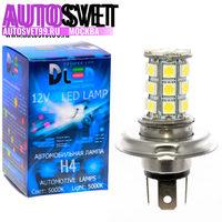 Лампа светодбодная H4 - 27Led SMD5050 6.48Вт